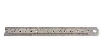 type of linear gauge (scale)