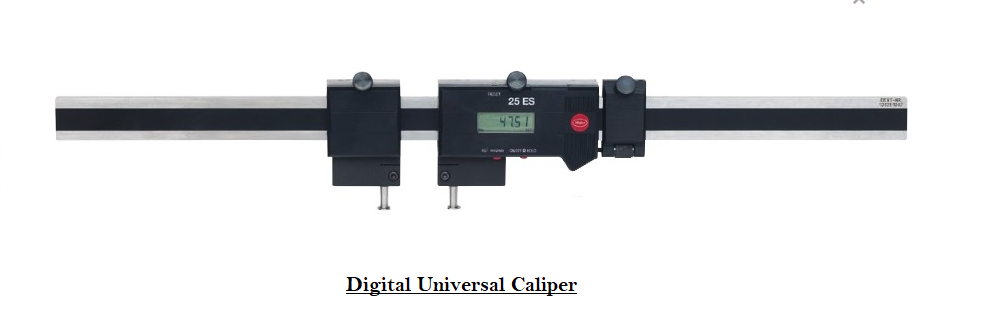 digital universal caliper