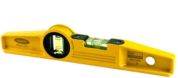 shape of spirit level