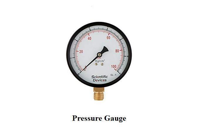 pressure gauge SI unit