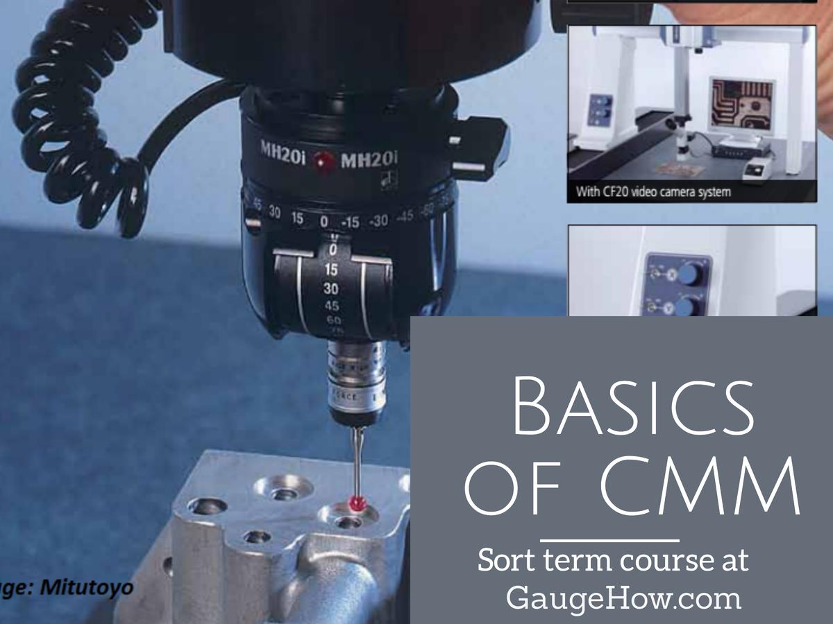 free cmm online course