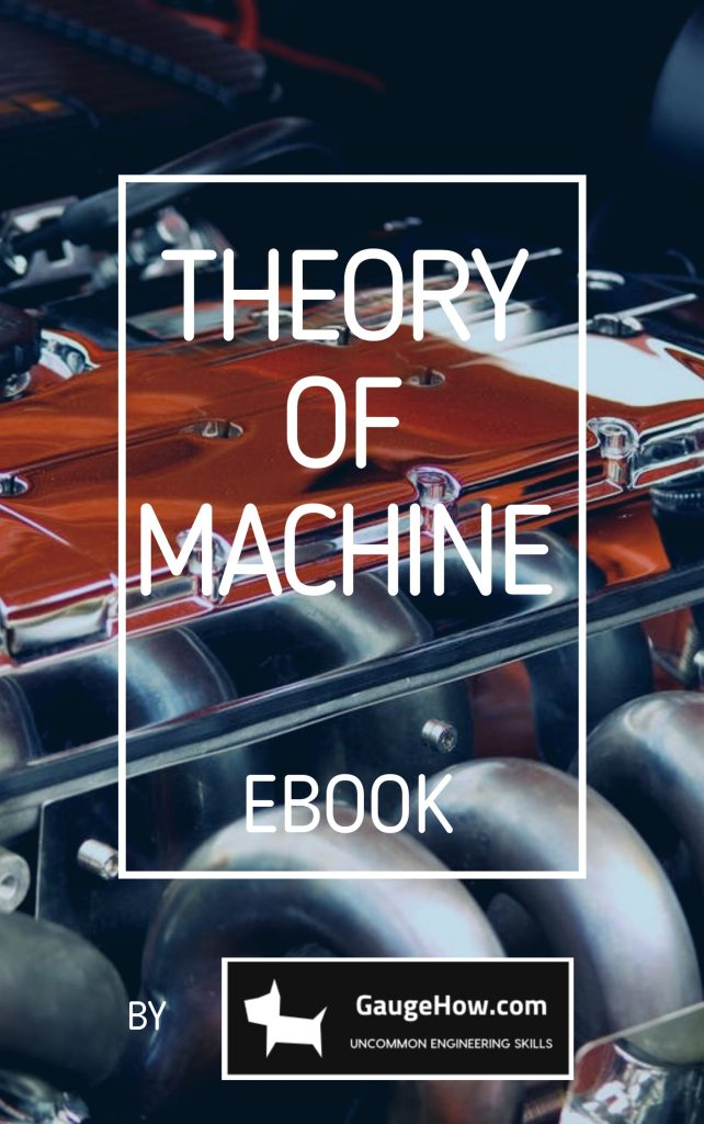 book of theory of machine